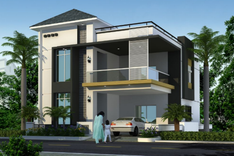 MJs Lake Front in Ameenpur, Hyderabad | Find Price, Gallery
